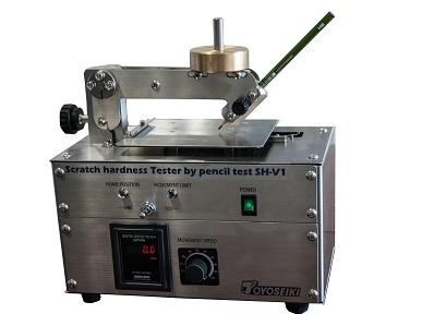 431_鉛筆引っかき硬度試験機