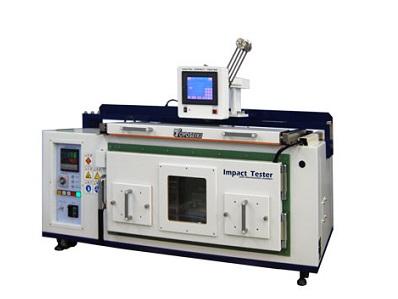 555_デジタル衝撃試験機(低温槽付)