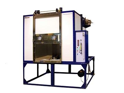 632_ケーブル燃焼性試験装置